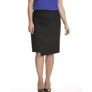 24 Lane Bryant Double Weave Stretch Skirt NWT